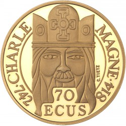 500 francs or Charlemagne