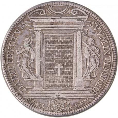 Vatican - Scudo de Clement X - 1675