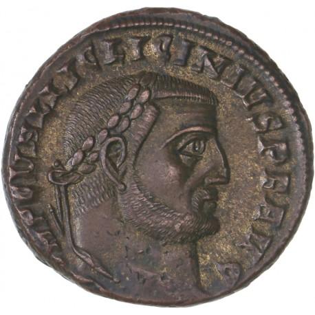Follis de Licinius Ier  - Alexandrie