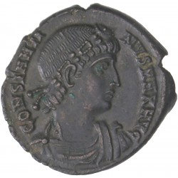 Nummus de Constantin Ier - Nicomédie