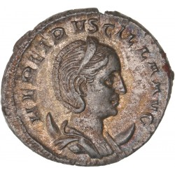 Antoninien d'Etruscille - Rome
