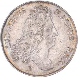 Jeton secrétaire du Roi Louis XIV - 1705
