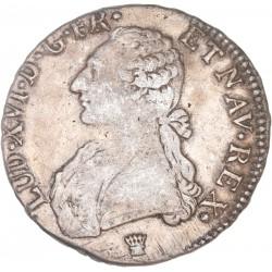 Louis XVI - Ecu aux lauriers - 1784 I Limoges