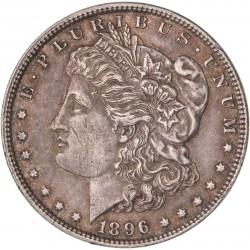 Etats Unis d'Amérique - 1 dollar 1896
