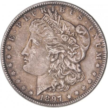 Etats Unis d'Amérique - 1 dollar 1897