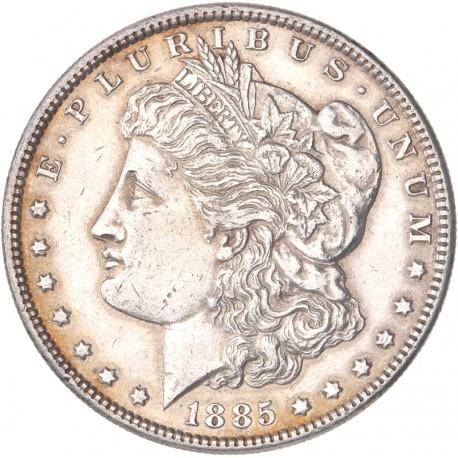 Etats Unis d'Amérique - 1 dollar 1885
