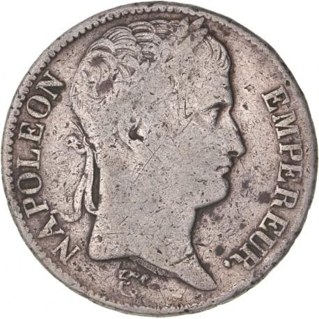 5 francs Napoléon Ier 1809 L Bayonne