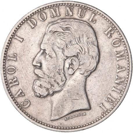 Roumanie - 5 Lei 1881