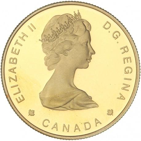 Canada - 100 dollars 1989 - Sainte Marie