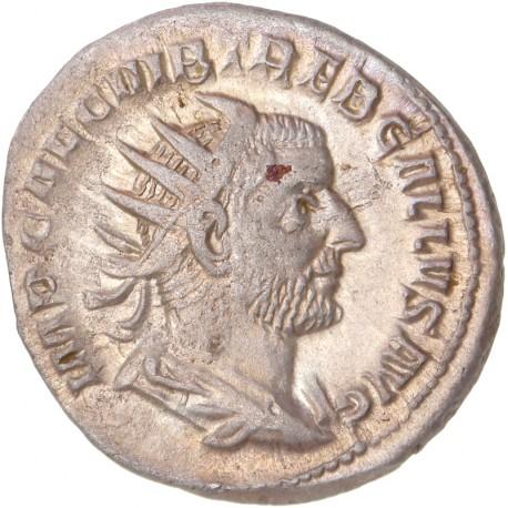 Antoninien de Trébonien Galle - Rome