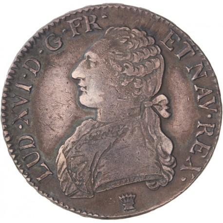 Louis XVI - Ecu aux lauriers - 1790 I Limoges