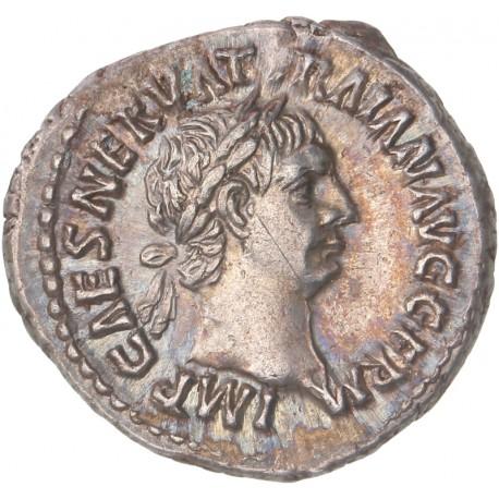 Denier de Trajan - Rome