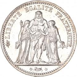 5 francs Hercule 1875 A