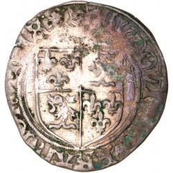 Louis XII - Blanc à la couronne du Dauphiné