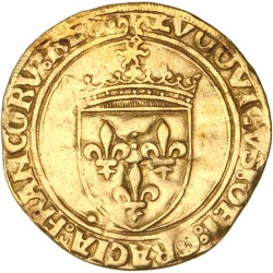 Louis XII - Ecu d'or - Paris