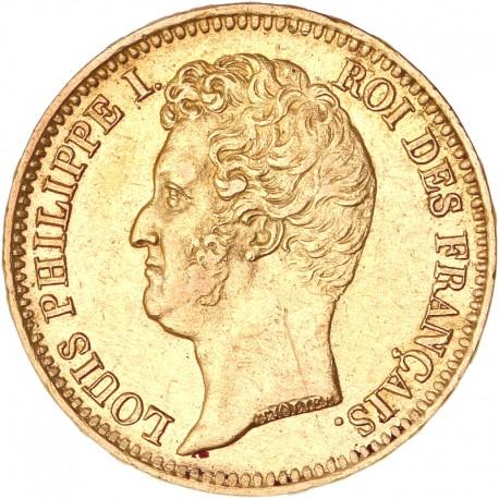 20 francs Louis Philippe Ier  1831 A
