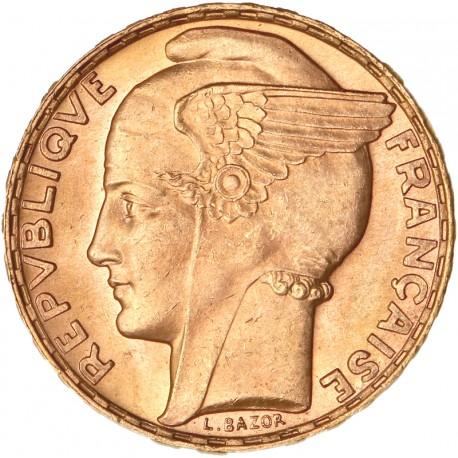 100 francs Bazor 1935