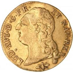 Louis XVI - Louis d'or 1787 D