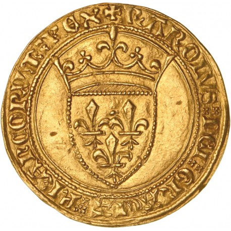 Charles VI - Ecu d'or