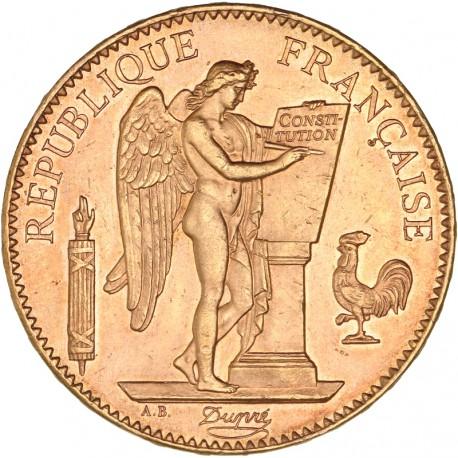 100 francs Génie 1913 A
