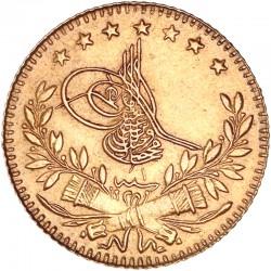 Turquie - 25 Kurush 1336 (1917)