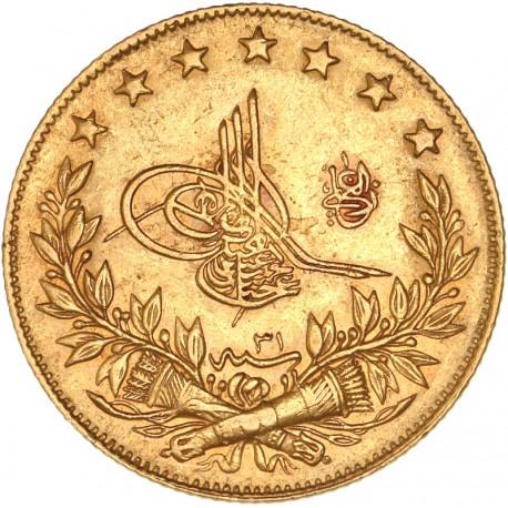 Turquie - 100 Kurush 1293 (an31)