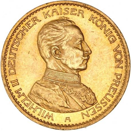 Allemagne - Prusse - 20 mark 1913