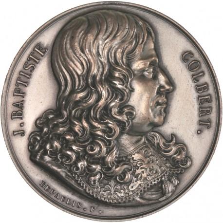 Médaille argent chambre de commerce de Reims