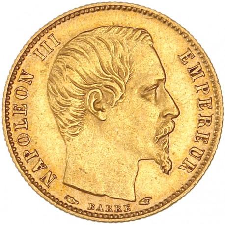 5 Francs Napoléon III