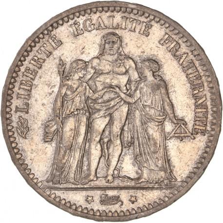 5 francs Hercule 1871 K