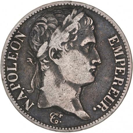5 francs Napoléon Ier 1811 B