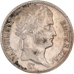 5 francs Napoléon Ier 1809 A