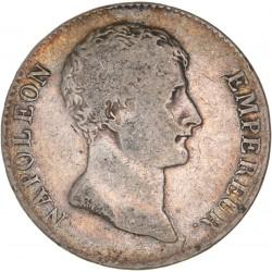 5 francs Napoléon Ier  AN 12 A