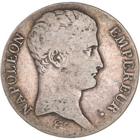 5 francs Napoléon Ier  AN 14 U