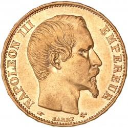 20 francs Napoléon III - 1857 A