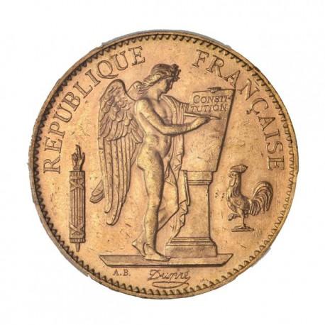 100 francs Génie 1905 A