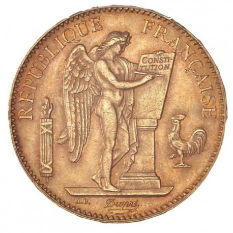 100 francs Génie 1886 A