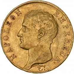 40 francs Napoléon Ier 1806 A