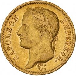 40 francs Napoléon Ier - 1812 A