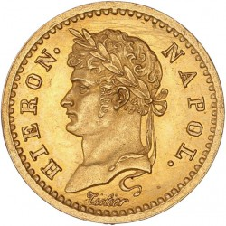 Allemagne - Westphalie - 10 frank Jérôme Napoléon 1813 C