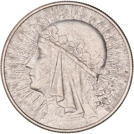 Pologne - 10 Zlotych 1932