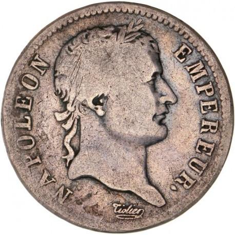 1 franc Napoléon Ier 1809 K Bordeaux