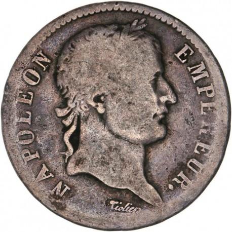 1 franc Napoléon Ier 1811 A
