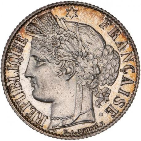 1 franc Cérès 1895 A