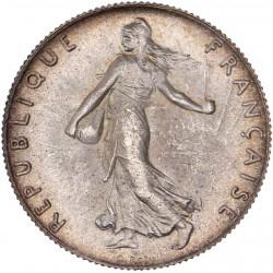 50 centimes Semeuse 1898 - MS65
