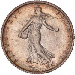 1 Franc Semeuse 1898 - MS