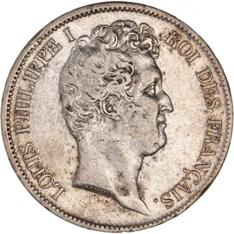 5 francs Louis Philippe Ier 1831 I