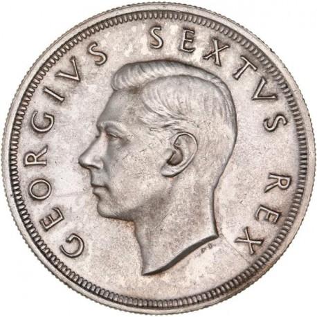 Afrique du Sud - 5 shillings 1948