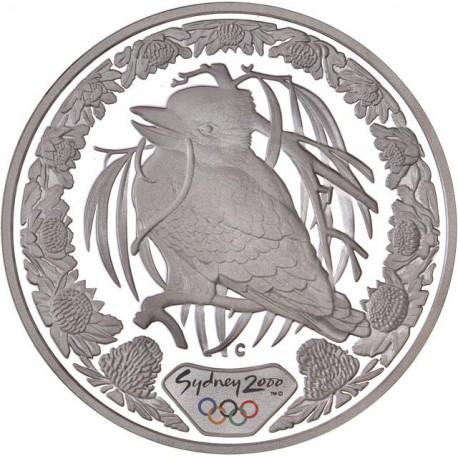 Australie - 5 dollars Sydney 2000 (Once) - Kookaburra