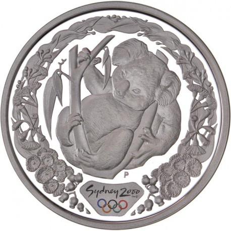 Australie - 5 dollars Sydney 2000 (Once) - Koala